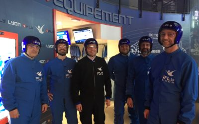 iFly Chute Libre Indoor